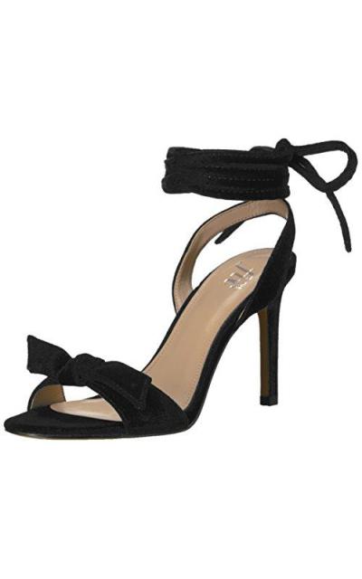 The Fix Colette Ankle Wrap Dress Sandal