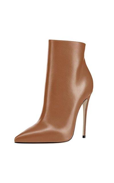 VOCOSI Ankle Boots