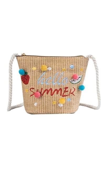 TENDYCOCO Summer Beach Crossbody Bag