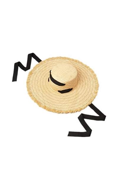 muchique Wide Brim Beach Hat