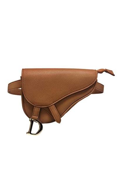 IPOTECH Leather Waist bag