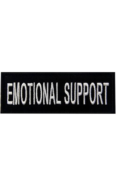Emotional Support Patch
