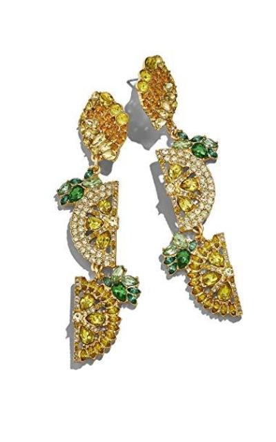 BEST LADY Lemon Earrings