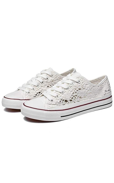 ZGR Crochet Knitted Sneakers