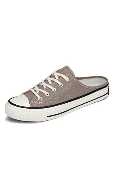 Mishansha Canvas Sneaker Slide