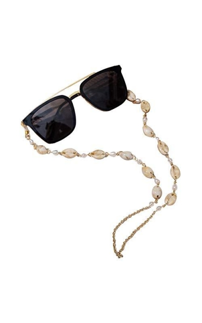 ADDJ Shell Eyeglass Chain