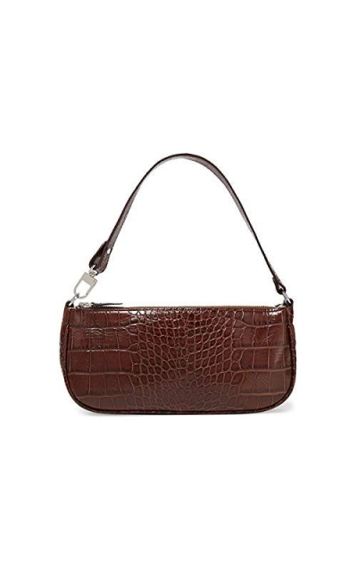 Barabum Retro Crocodile Clutch Bag