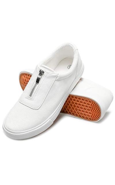 AOMAIS Slip on Sneakers