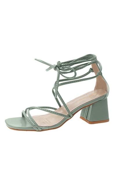 Elegant High Heel Sandals