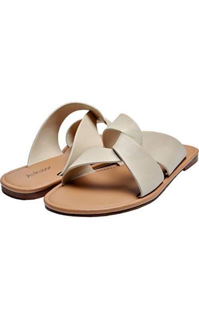Aukusor Summer Flat Sandals