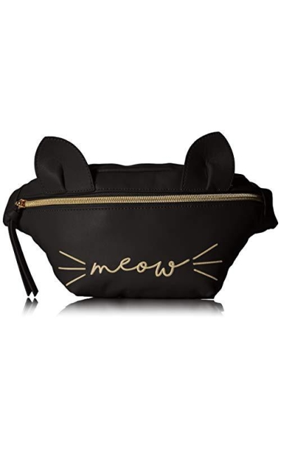 T-Shirt & Jeans Meow Cat Fanny Pack