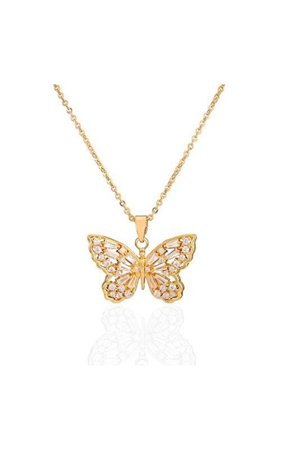 JYSP Butterfly Necklace