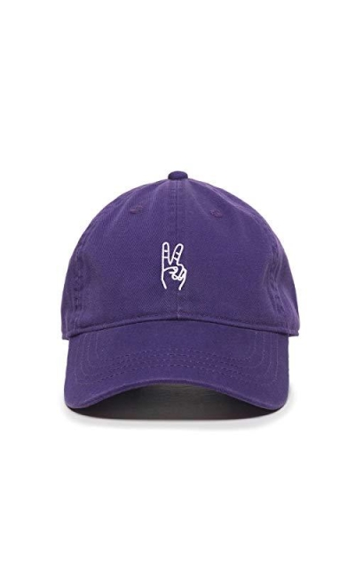DSGN By DNA Peace Sign Baseball Cap