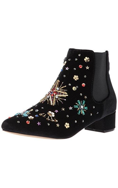 Betsey Johnson Jax Ankle Bootie