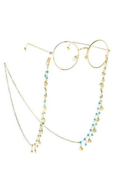 VINCHIC Beaded Eyeglass Chain
