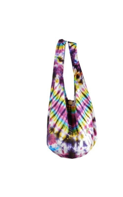 BTP! Tie Dye Sling Shoulder Bag