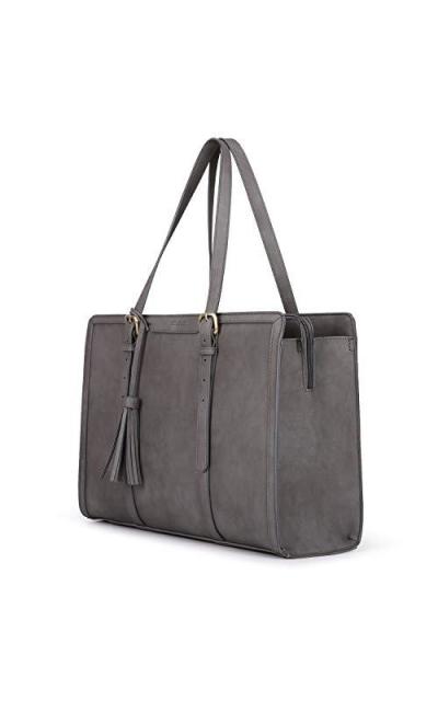 ECOSUSI Laptop Tote Bag