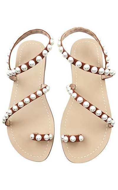 JF shoes Pearl Sandals