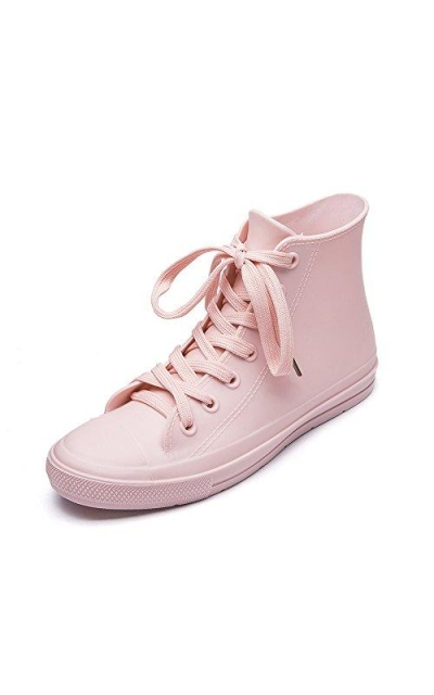 DKSUKO Waterproof Rain Boot Sneakers