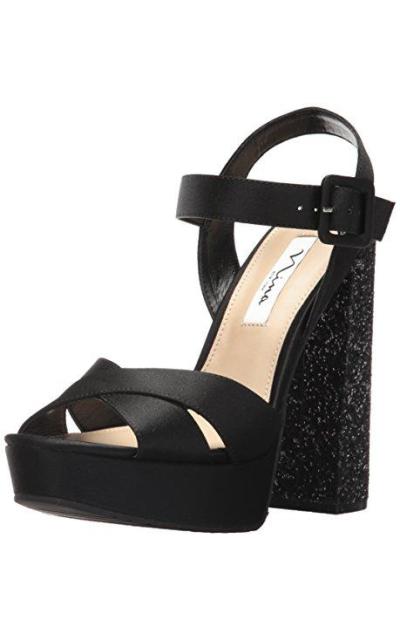 Nina savita Platform Dress Sandal