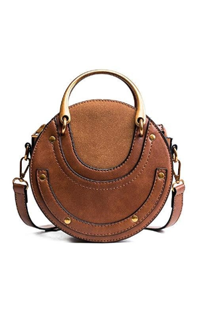MASARA Horseshoe Crossbody Bag
