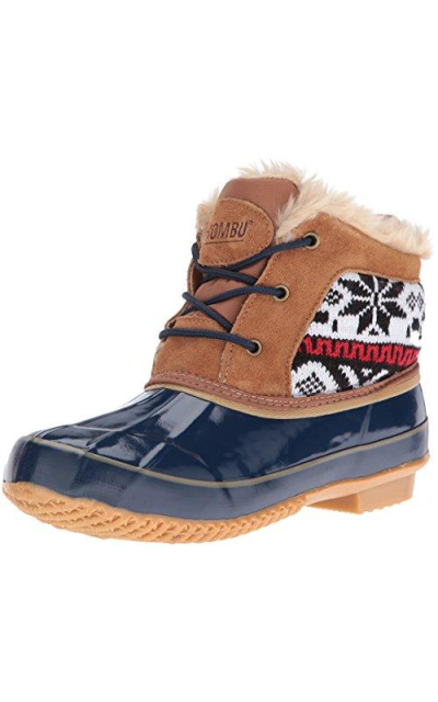 Khombu Jazzy Snow Boot