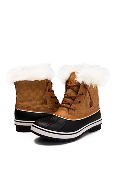 Global Win Snow Boots
