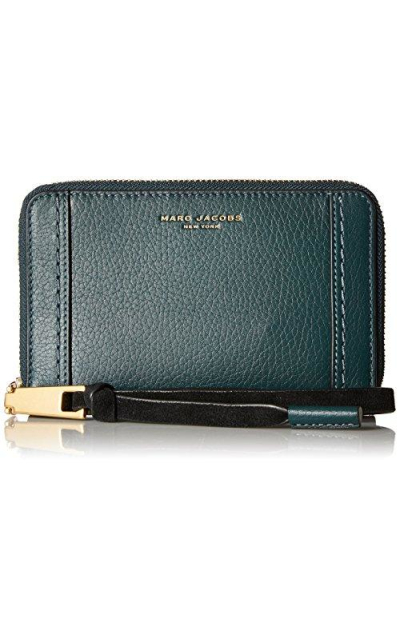 Marc Jacobs Maverick Zip Phone Wristlet