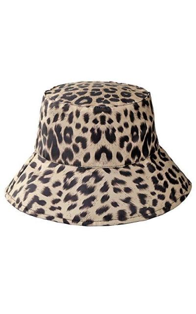 CHIC DIARY Foldable Cotton Bucket Hat