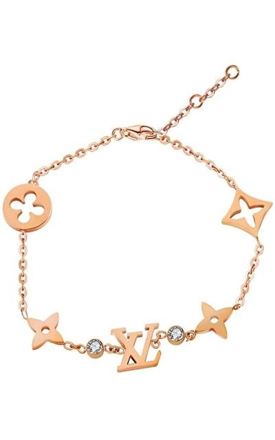 Newday Designer Clover Chain Bracelet