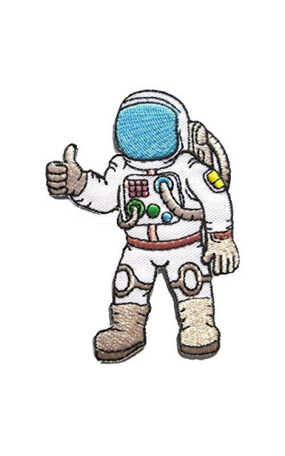Astronaut - A journey to space Patch