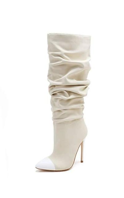 MACKIN J 181-17 Knee High Slouchy Boot