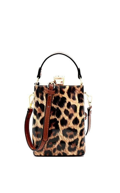 Leopard Purse Clutch