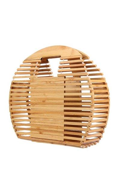 HOSPORT Handmade Bamboo Totes