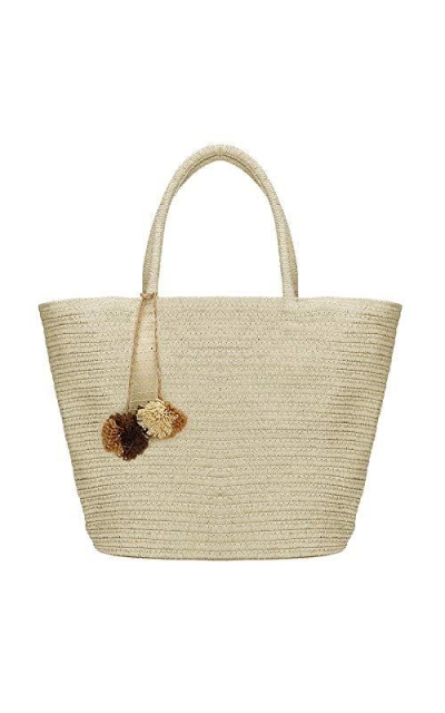 Straw Woven Tote