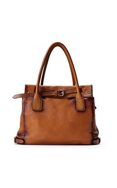 La Poet Shoulder Tote Bag