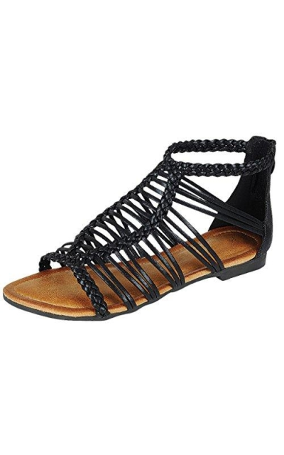 Cambridge Select Braided Sandal