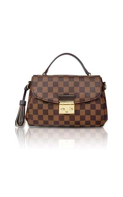Gerosse Checkered Shoulder Bags