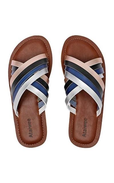 Ataiwee Wide Slide Sandals