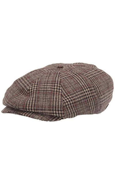 Brixton Brood Newsboy SNAP HAT
