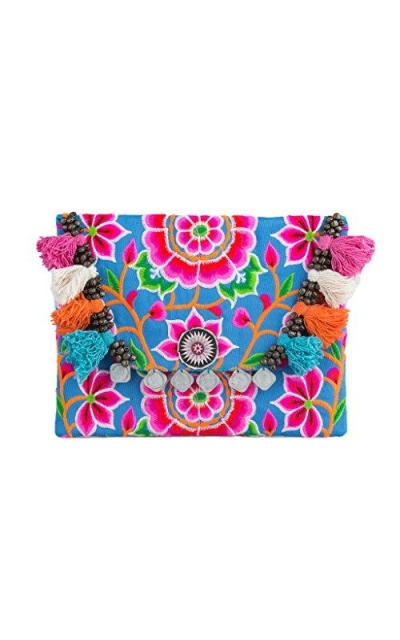 Changnoi Fair Trade Boho Clutch
