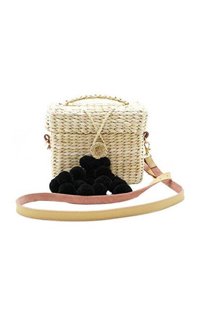 Beauty YaYa Straw Handbag
