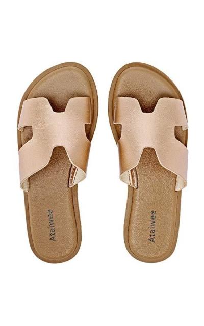 Ataiwee Flat Sandals