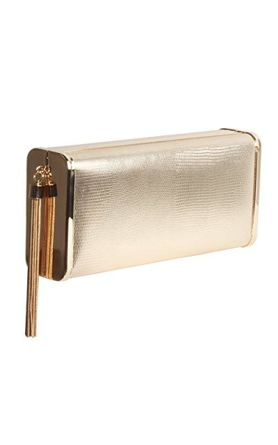 M10M15 Gold Evening Clutch