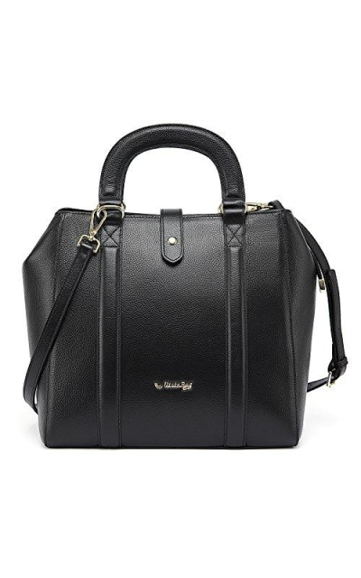 Utotebag Leather Top Handle Bag