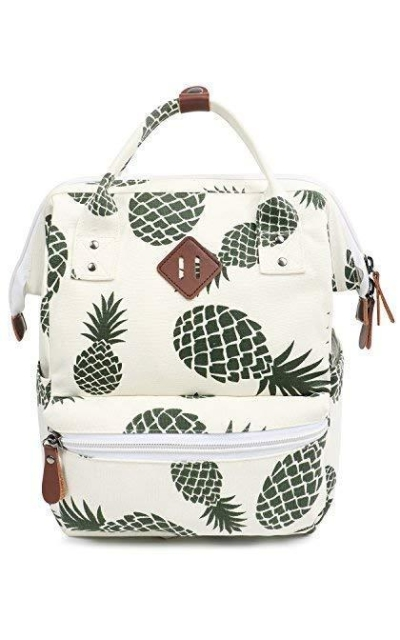 FITMYFAVO Pineapple Backpack