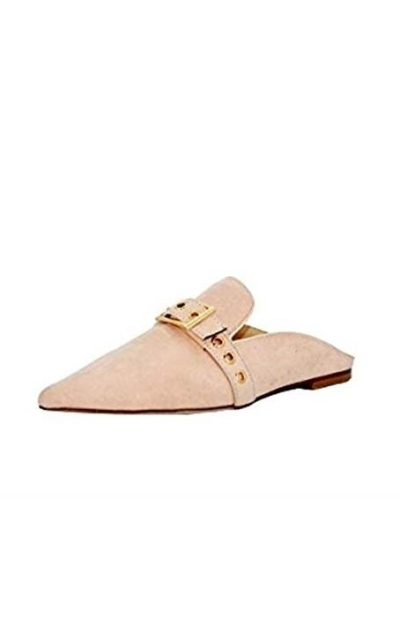 Jacobies Slip on Pointed Toe Mule