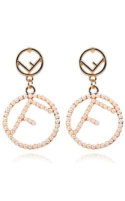 F Earrings