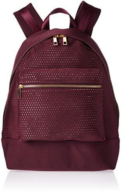 The Fix Riley Perforated Neoprene Backpack
