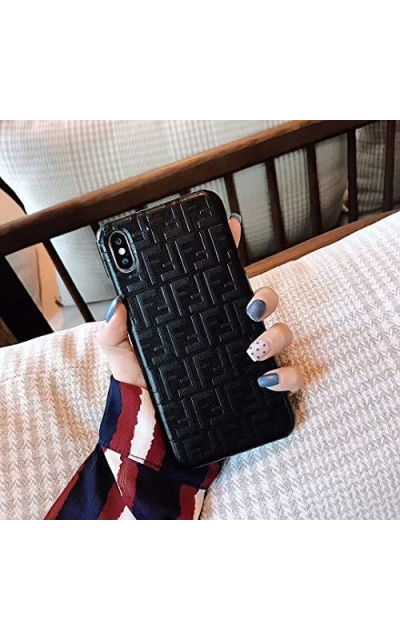 FF Monogram Style Case iPhone7/8 Plus